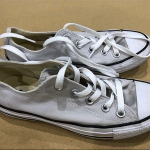 Unisex Converse All Star Low Tops EUC